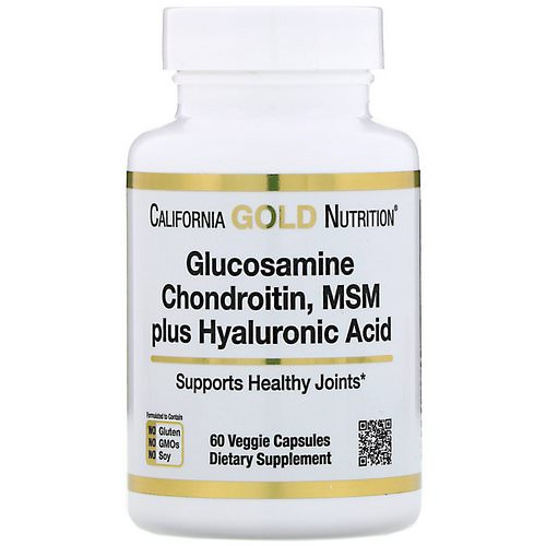 california gold nutrition glucosamine review